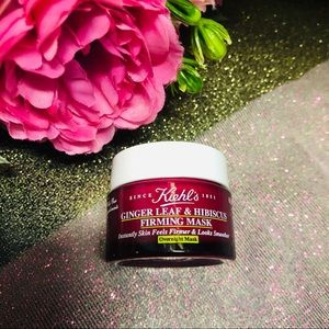 🌺 Kiehl's Ginger Leaf & Hibiscus Firming Mask🌺